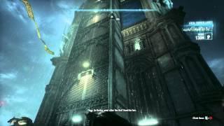 Batman: Arkham Knight - Riddle - I bet you weren