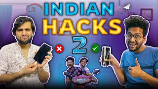 Indian Jugaad Hacks 2 | Funcho
