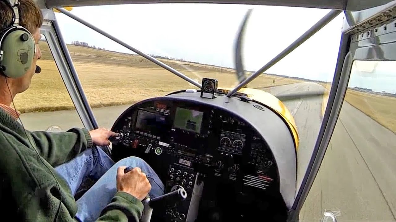 Flying the Zenith STOL CH 750 with the 100-hp Rotax 912iS Sport Engine