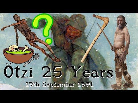 "In Focus: Ötzi ""The Ice Man""  (2016: 25th Anniversary)"