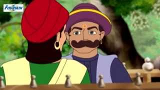 Vikram Vetal - Best Marathi Stories For Kids ( Part 03 )