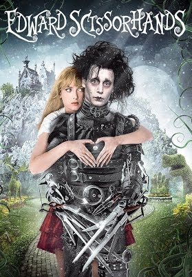 Image result for johnny depp in edward scissorhands