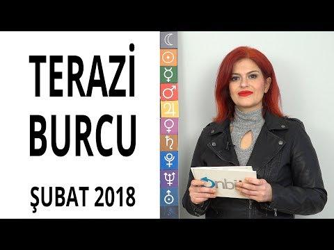 Terazi Burcu Şubat 2018 Astroloji