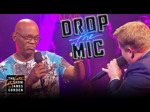 Drop the Mic w/ Samuel L. Jackson