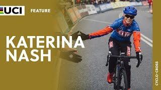 Katerina Nash: Rider & President of the UCI Athletes' Commission