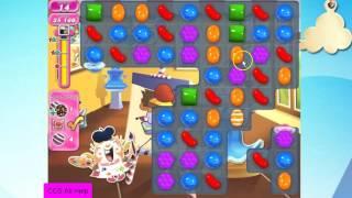 Candy Crush Saga Level 1574 NO BOOSTERS
