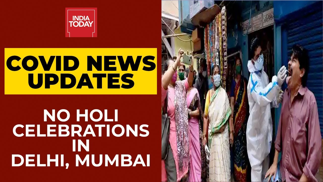 India celebrates Holi amid alarming surge in COVID cases