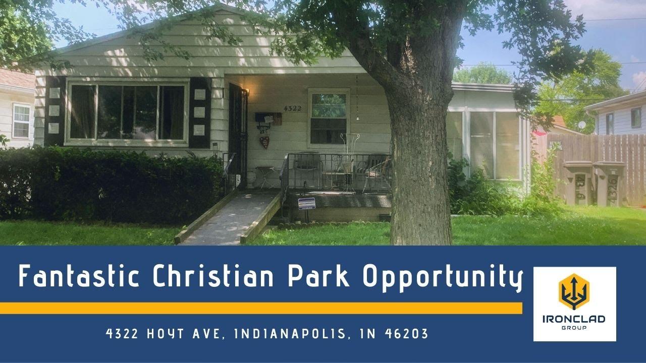 Fantastic Christian Park Opportunity