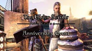The Elder Scroll Online - Годовщина игры