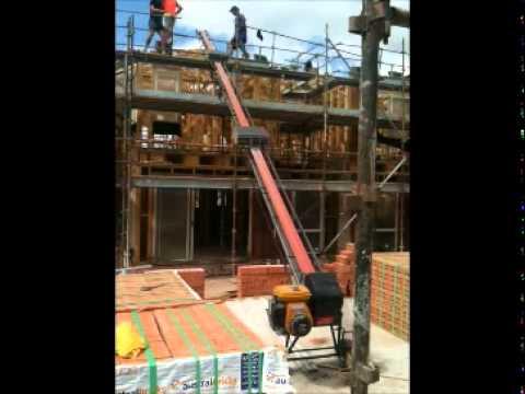 Roof Tile Elevators- Elevator Demo