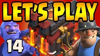 I CAN COMMAND XBOWS!  TH10 Let's Play ep14 | Clash of Clans