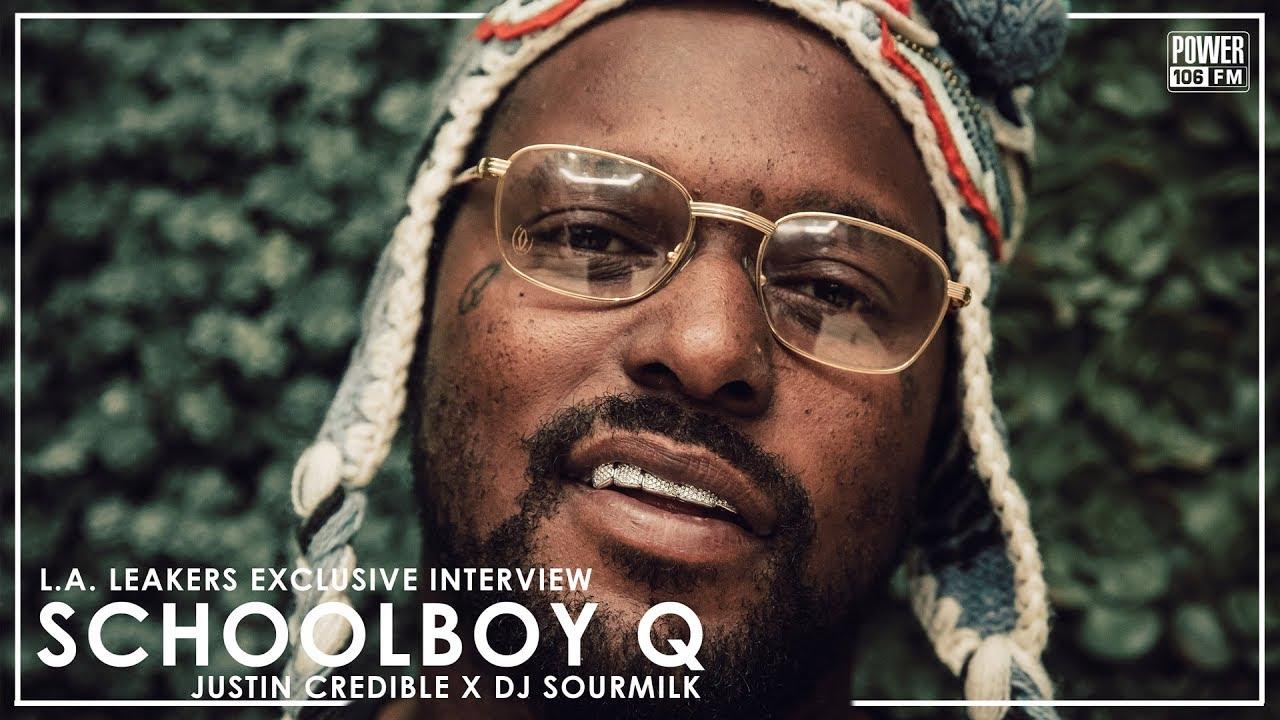 11e67325637ac ScHoolboy Q Talks New Album  CrasH Talk