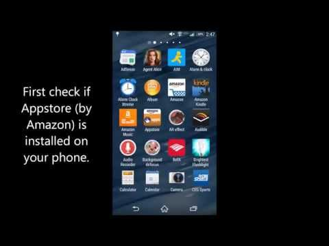 How to Download Free Apps on Android and Install Amazon Appstore 2015
