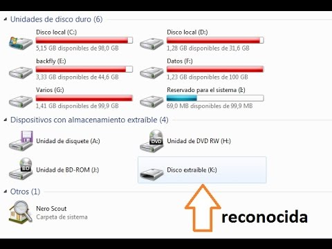 My PC does not recognize removable disk or USB | Solution 2 |