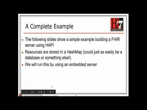 How To Build A FHIR Server With HAPI