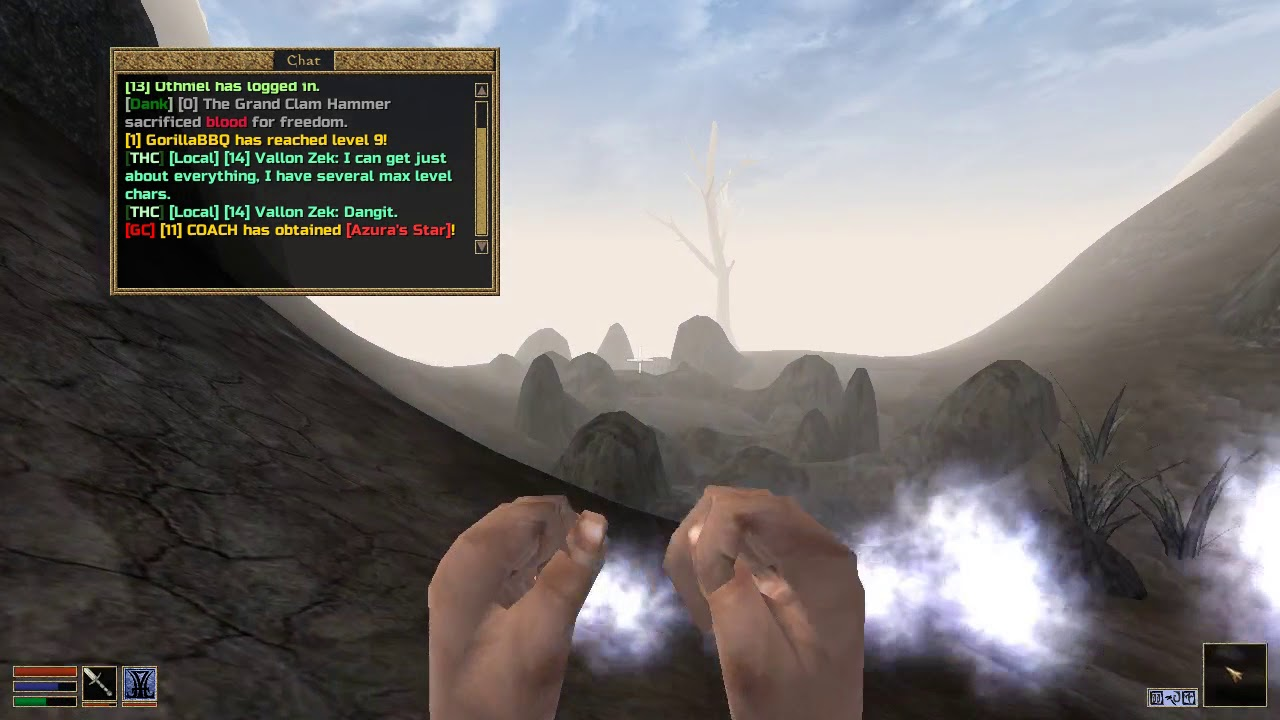 TES3MP Morrowind OpenMW Multiplayer Mals server