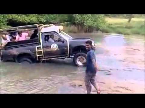 Soft 4X4 Sri Lanka Off road mud fun | FunnyDog TV
