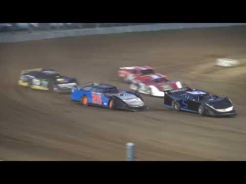 IMCA Late Model Heats Independence Motor Speedway 5/4/19