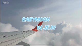 구름이와 함께했던 제주도 태교여행, 임신25주차, Ba…