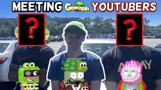 Meeting Growtopia YouTubers... IN REAL LIFE!!