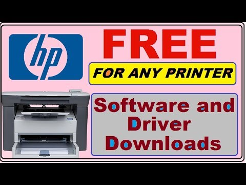 How To Download Driver Of Print Hp Laser Jet P1005