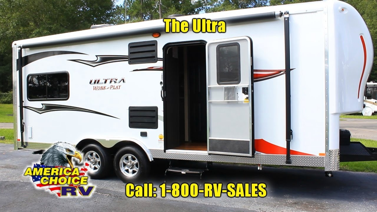 America Choice Rv 2014 Forest River Work Amp Play 21 Ul Toy