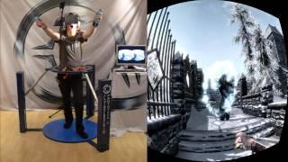 Oculus Rift Skyrim | Окулус цена купить стоит заказ заказать очки шлем маска DK2 аттракцион москва(, 2014-08-28T10:41:29.000Z)