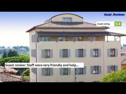 Hotel Italia *** Hotel Review 2017 HD, Siena, Italy