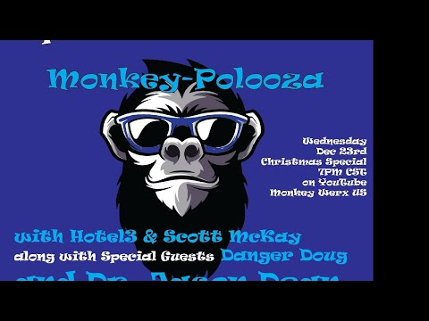 Monkey Business Christmas Special - Episode 17