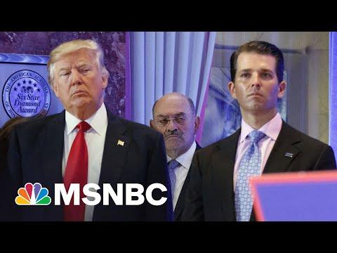 Trump Insider: Trump Org CFO 'Maestro' Behind Alleged Criminal Dealings