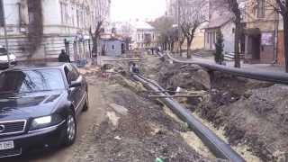 Ремонт на вул.Б.Хмельницького