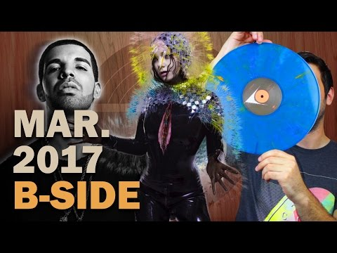 Too Many Records: March B-Side 2017