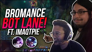 Aphromoo - THE BROMANCE IS BACK | Morgana Support | Ft. Imaqtpie