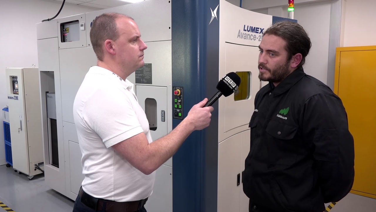AM and 3D Metal Printing; The Matsuura Difference is our Applications Support