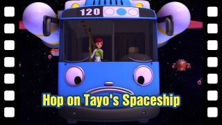 📽Hop on Tayo's Spaceship l Tayo's Little Theater #1 l Tayo the Little Bus