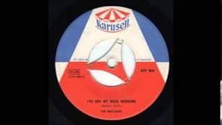 I GOT MY MOJO WORKING- THE BOOTJACKS P.1966