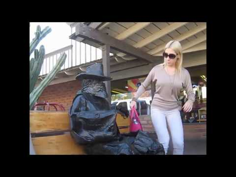 Bronze Cowboy! MOVING  Statue surprise! November 1 - 21 Highlights