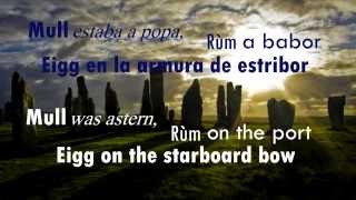 Outlander Theme - Skye Boat Song [Full/Completa] (English/Spanish Lyrics)