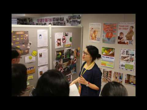 ????Library Activities and Reading Promotion (Island Christian Academy - ????? Joy Zheng)