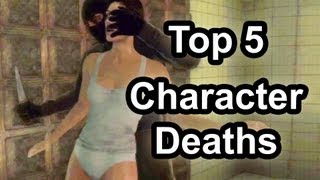 Top 5 - Gruesome character deaths