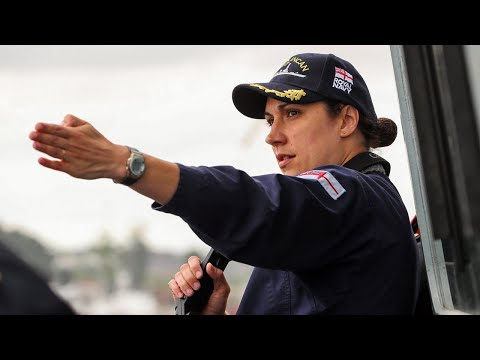 Marking 30 Years Since Women Were Allowed To Serve At Sea In The Royal Navy