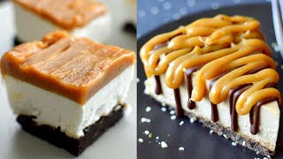 3 Vegan Epic Desserts (No Bake)