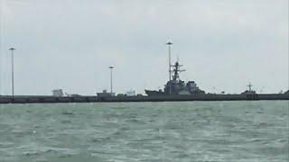 10 Missing After US Destroyer, Tanker Collide