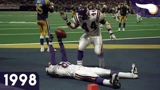 Vikings vs. Rams (Week 2, 1998) Classic Highlights