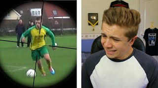 THE SUNDAY LEAGUE GRASSY KNOLL SNIPER? | 2015/16 (PART 2)