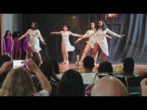 Latin Fever on 2 Recital 2017- Ballet