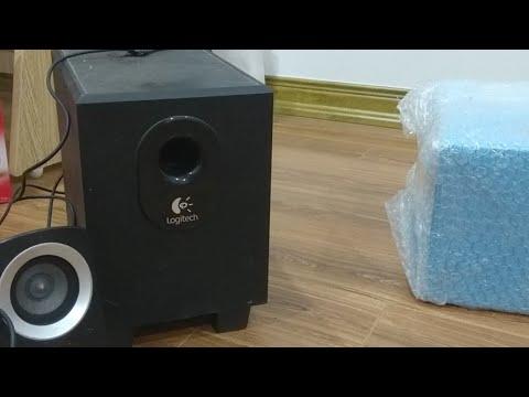 Mở Hộp & Đánh Giá Loa Logitech Z313