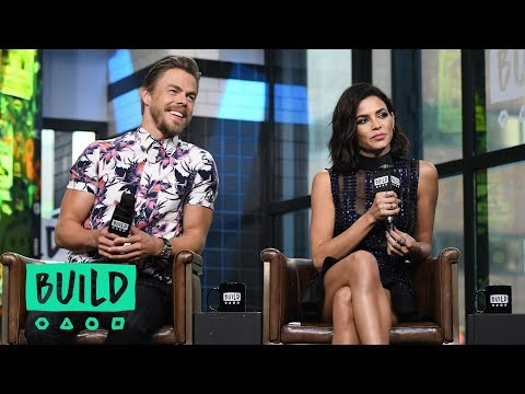 "Derek Hough & Jenna Dewan Speak On NBC's ""World of Dance"""