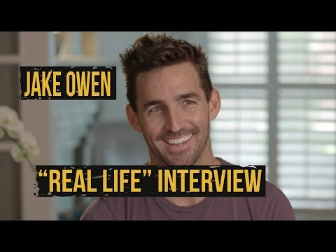 "Jake Owen Interview: On New Album, Drinking and ""Real Life"""