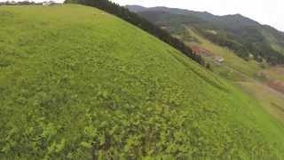 パラグライダーin神鍋高原